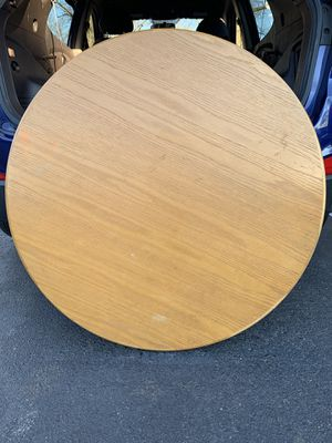 Round Table Top for Sale in Fairfax, VA