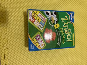 Thinkfun Zingo Sight Words for Sale in Morrisville, NC