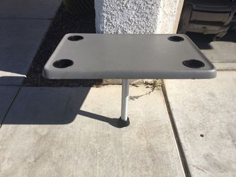 RV/CAMPER VAN TABLE AND LEG for Sale in Las Vegas,  NV