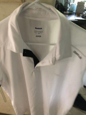 Reebok tennis shirt for Sale in Portland, OR