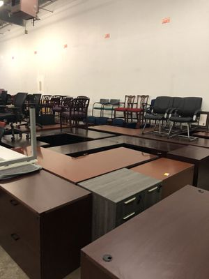 Used office furniture with delivery for Sale in Atlanta, GA