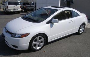 2007 Honda Civic EX Coupe for Sale in Roanoke, VA
