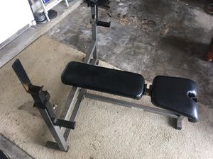 weight bench set for Sale in Chuluota, FL