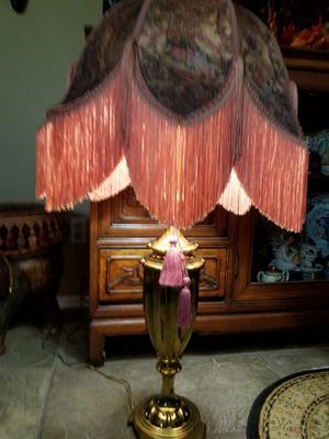 Victorian lamp for Sale in Wildomar, CA