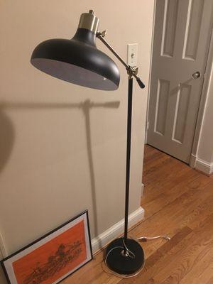 New! Black floor lamp - Target for Sale in Alexandria, VA
