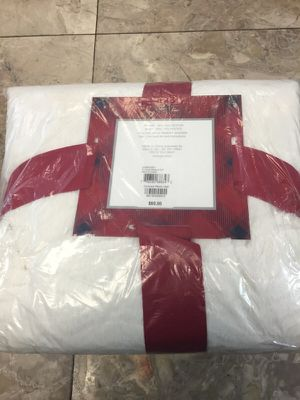 CHARTER CLUB FAUX FUR BLANKET/THROW for Sale in Cleveland, OH