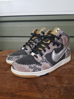 Nike dunk high prm snakeskin for Sale in Williamsport, PA