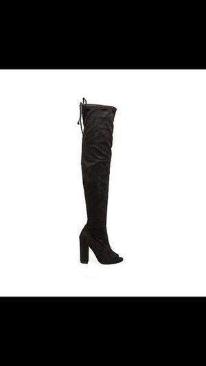 New Steve Madden Over the Knee Boots Size 6 for Sale in Tampa, FL