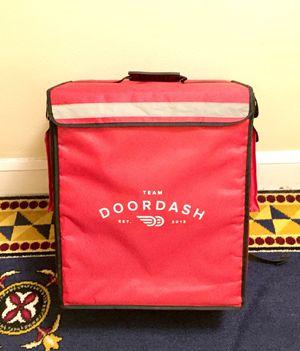DoorDash* cube backpack (NEW, Official) for Sale in Denver, CO