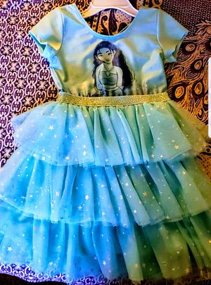 Moana dress Sz 4 for Sale in Los Angeles, CA