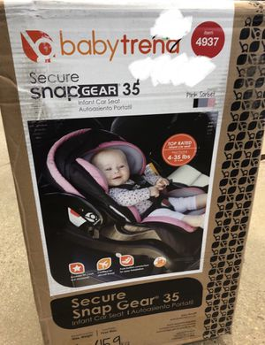 Baby Girl Car Seat(BRAND NEW) for Sale in Chicago, IL