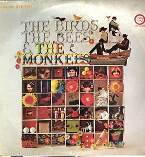 The Monkees ' The Birds The Bees The Monkees vintage L P for Sale in San Luis Obispo, CA