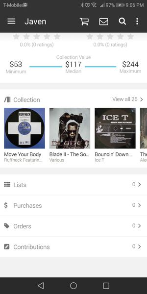 Vinyls collection (Link in description) for Sale in Los Angeles, CA