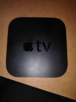 Apple TV Box for Sale. for Sale in Norfolk, VA