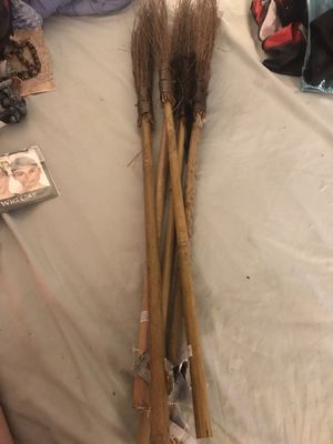 Halloween witch broom for Sale in Arlington, TX
