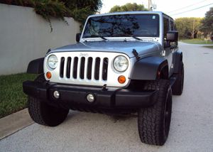 For Sale. 2007 Jeep Wrangle Great Shape. 4WDWheelsss for Sale in Tacoma, WA