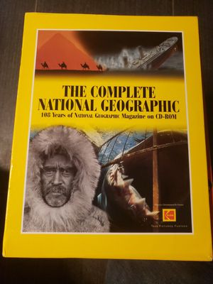 Nation Geographic. Complete 108 years for Sale in Aubrey, TX