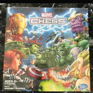 Marvel CHESS 15$ for Sale in Orangevale, CA
