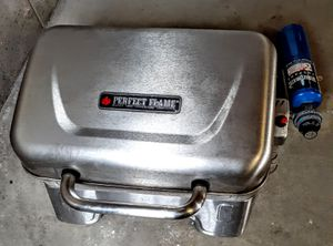 Perfect Flame stainless grill. for Sale in Milford, DE