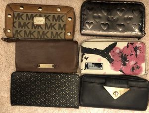 6 wallets, including Michael Kors and Cole Haan for Sale in Phoenix, AZ