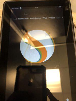 Amazon kindle tablet for Sale in Oak Park, MI