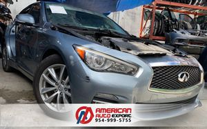 2014-2019 INFINITI Q50 PART OUT! for Sale in Fort Lauderdale, FL