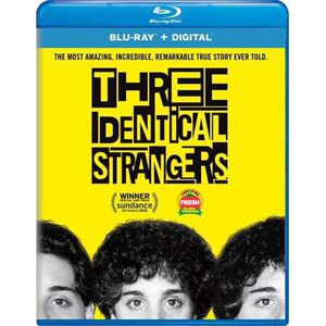 Three Identical Strangers - Movie on Blu-ray DVD for Sale in Mesa, AZ