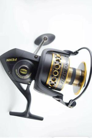 Penn Battle 2 fishing reel for Sale in Las Vegas, NV