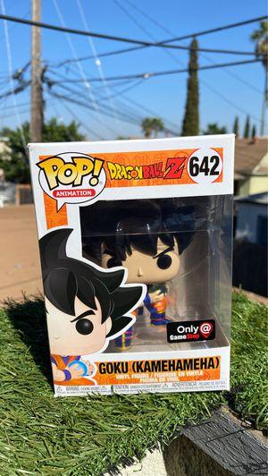 Goku (Kamehameha) GameStop Exclusive Funko POP for Sale in San Diego, CA