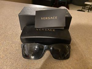 Men's Versace Sunglasses - great condition for Sale in Tampa, FL