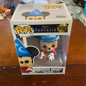 Funko Pop Sorcer Mickey for Sale in Santee, CA