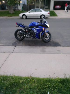 Yamaha motorcycle R 600 for Sale in Commerce City, CO