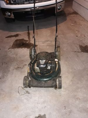 Bowens brigs and Stratton mower best mower I ever had it's a 2014 for Sale in Biloxi, MS