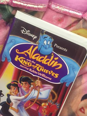 ALADDIN and the King of Thieves VHS for Sale in Rosemead, CA