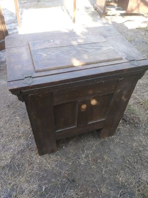 Antique Ice Box for Sale for sale  Long Beach, CA