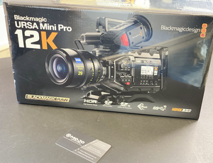 Blackmagic Design URSA Mini Pro 12K (PL) for Sale in Anaheim, CA