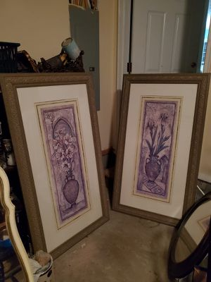 Matted Picture and Frame for Sale in Columbia, SC