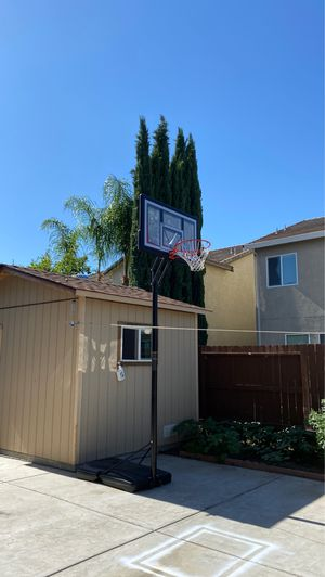Life time Basketball hoop for Sale in Modesto, CA
