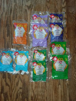 McDonald's beanie babies for Sale in House Springs, MO