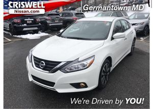 2018 Nissan Altima for Sale in Rockville, MD
