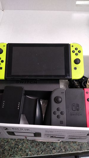 Nintendo switch for Sale in Ontario, OH