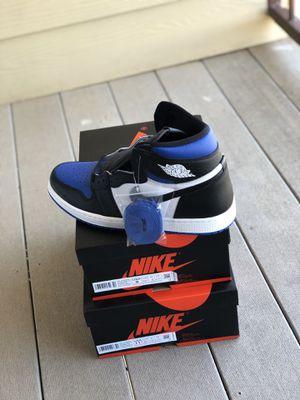 "Jordan Retro 1 ""Royal Toe"" for Sale in Norman, OK"