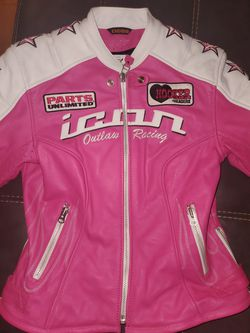 Icon Womens Riding Jacket for Sale in Fredericksburg,  VA