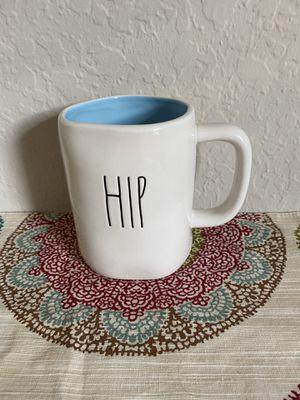 Rae Dunn mug says HIP& HOP NWOT for Sale in Lehigh Acres, FL
