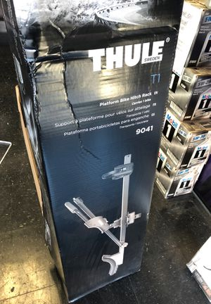 Thule t1 bike rack hitch new for Sale in Stockton, CA