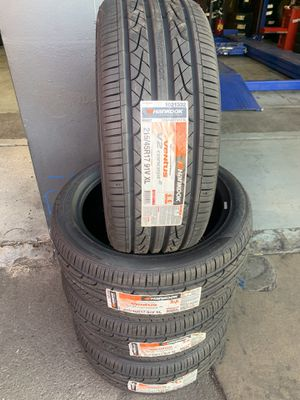 215/45/17 New set of Hankook tires installed for Sale in Rancho Cucamonga, CA