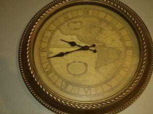 Antique world clock for Sale in La Verne, CA