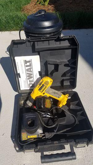 Dewalt power drill for Sale in Spartanburg, SC