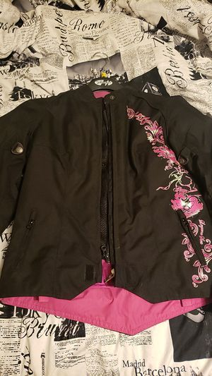 Women's motorcycle jacket (small) for Sale in Los Angeles, CA