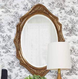 BRAND NEW Vintage Metallic Bronze Princess Wall Mirror for Sale in Miramar, FL
